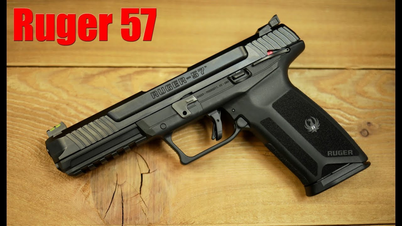 The New Ruger 57 First Shots & Impressions