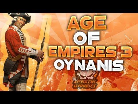 BURAM BURAM NOSTALJİ / Age Of Empires 3 : Türkçe Oynanış