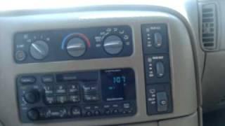 GMC Safari AWD