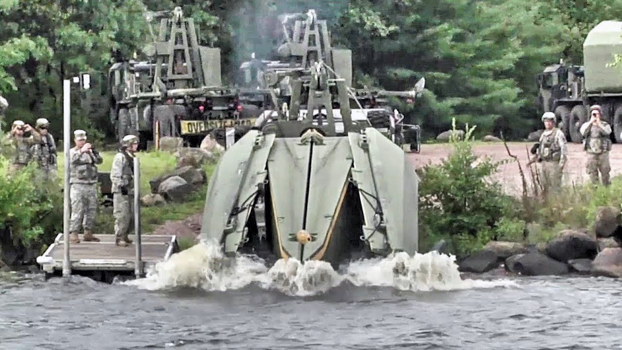 10 Best Military Bridge Systems In The World