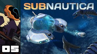 Let's Play Subnautica [Full Release] - PC Gameplay Part 5 - We Must Go Deeper!