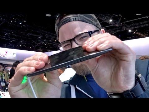 LG G Flex 2 Bend Test!