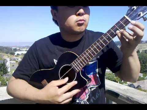 George Harrison Something Uke Instrumental Youtube