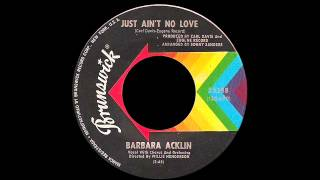 Barbara Acklin - Just Ain