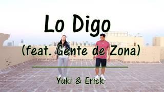 Zumba® / Carlos Rivera - Lo Digo feat  Gente de Zona