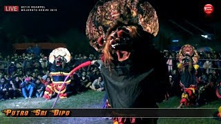RAMPOKAN SIMO BARONG Rasa ROGO SAMBOYO PUTRO - PUTRO SRI DIPO Live BETIK KEDIRI 2019
