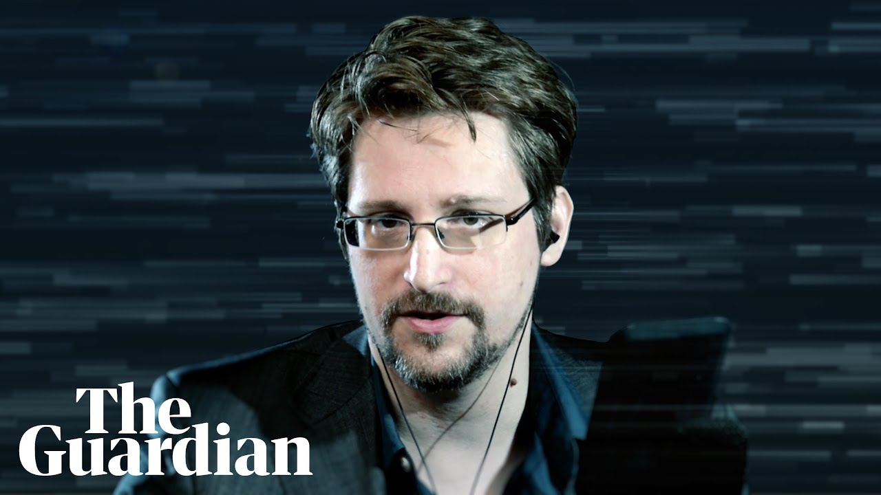 Download Edward Snowden on spyware: 'This is an industry that should not exist'