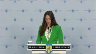 Presedintia Romaniei după refuzul premierului Sorin Grindeanu de a demisiona