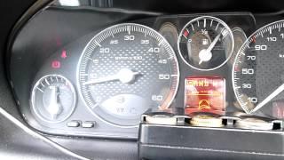 607 V6 HDI sound