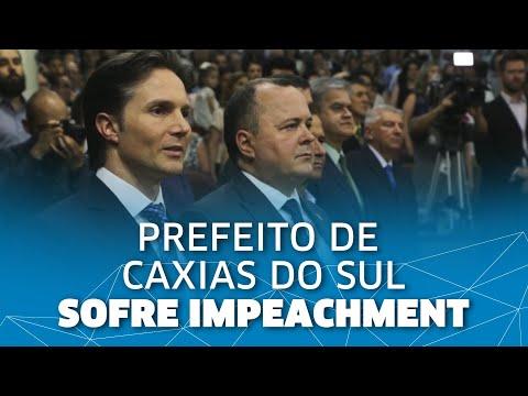 Prefeito De Caxias Do Sul Sofre Impeachment