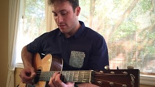 Brooks Robertson • Winding West • Peace House Sessions
