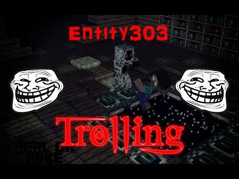 Minecraft: Entity 303 Trolling - 1 - The Doors