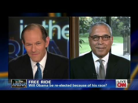 CNN: Shelby Steele 'Obama's race gives him an edge'