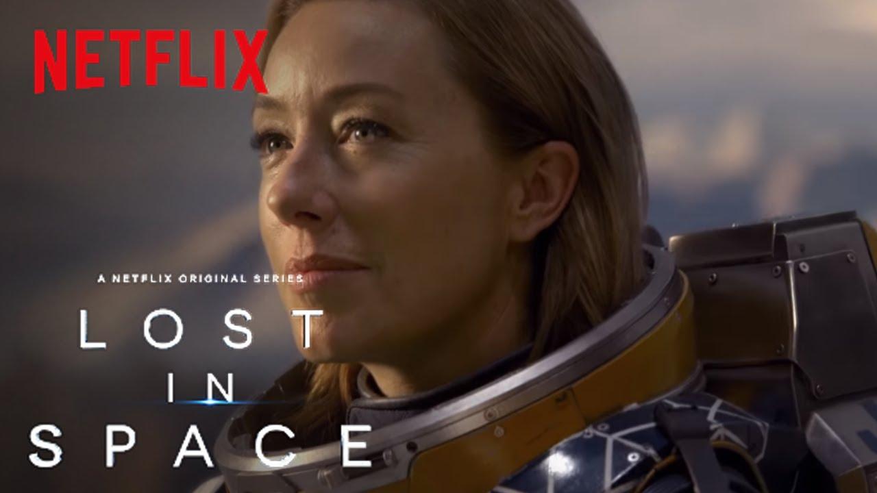 Lost in Space   Date Announcement [HD]   Netflix