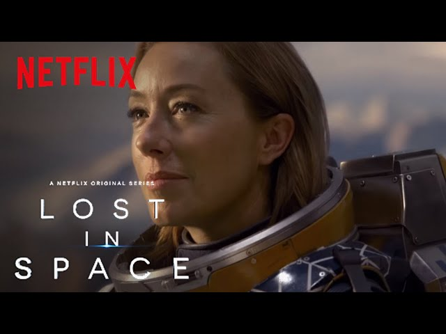 Lost in Space: Netflix revive un clásico de ciencia–ficción