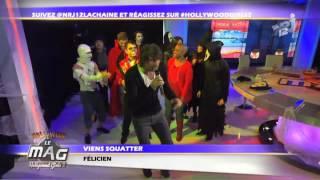Félicien Viens Squatter
