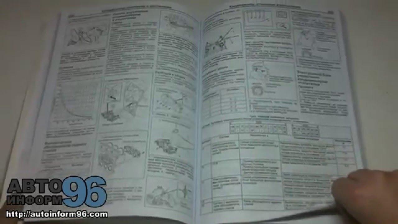 Книга по ремонту Mazda 323