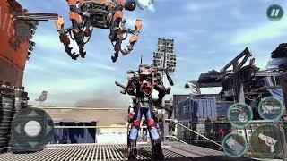 5 GAME ROBOT OFFLINE TERBAIK ANDROID DENGAN GRAFIK HD