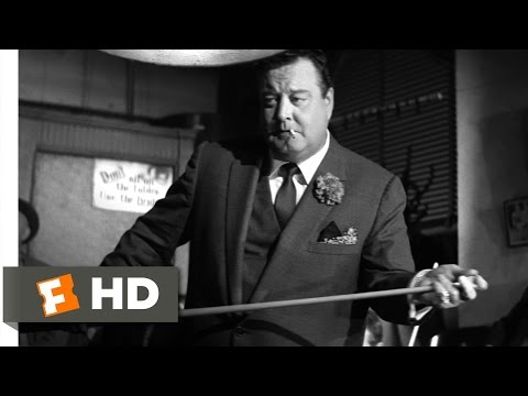 The Hustler 1/5 Movie   Like He's Playing the Violin 1961 HD