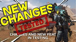 Latest Patch Changes Tested on the Test Server -- Crossout