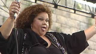Etta James - I'd Rather Go Blind - 8/17/1991 - Newport Jazz Festival