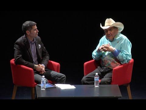Alex Janvier: The Conversation