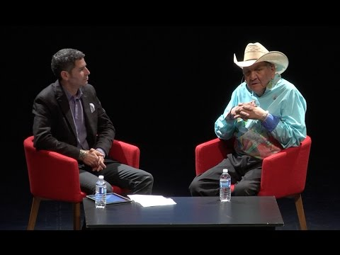 Alex Janvier: The Conversation
