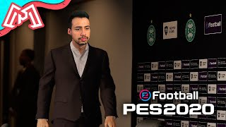 O COMEÇO! - Master League PES 2020 Ep. 1