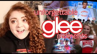 MY FAVOURITE UNFORGETTABLE GLEE MOMENTS!