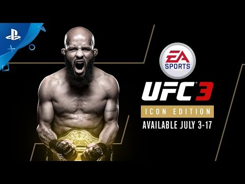 EA SPORTS UFC 3 - Icon Edition – Launch Trailer | PS4