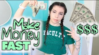 How To Make Money FAST as a Teenager & Kid! Thumbnail