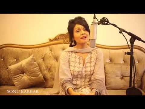 New!! Kisi Nazar Ko Tera - Sonu Kakkar - Melow song India