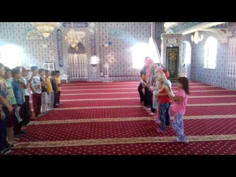 Murat Hüdavendigar Camii Ilahi Korosu