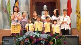 佛教青年協會_20130602_浴佛活動及親親耆英敬老文娛表演活動