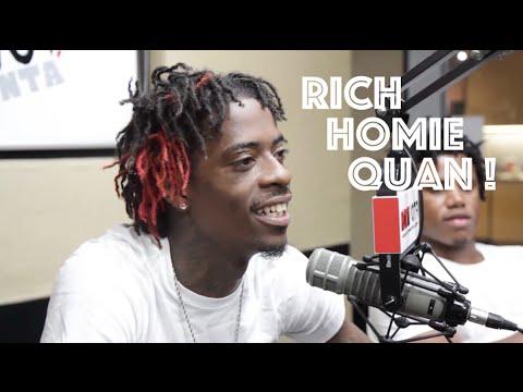 Rich Homie Quan Talks Rich Gang, Flex, Album, Rihanna, Drake, Meeting Mark Zuckerberg