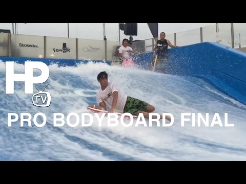 Asia Flow Tour 2015 Pro Mixed Bodyboard Final by HourPhilippines.com