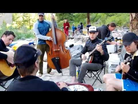 The Infamous Stringdusters Live From Camp Wilson Creek- Hobo Song.