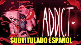 ADDICT (Music Video) - HAZBIN HOTEL (ESPAÑOL SUBTITULADO)