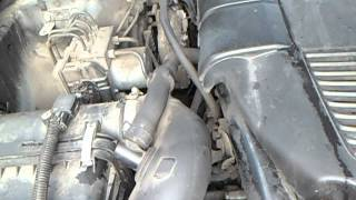 Subaru Outback 2009 Diesel Boxer Engine Sound By Wbcars