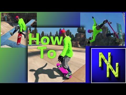 Skate 3 - Get BIG Points in Spot Battle