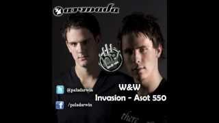 W&W - Invasion Asot 550 Anthem (Radio Edit)