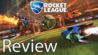 Rocket League Xbox One X Gameplay Review