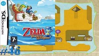 Isla con forma de cabeza/The Legend of Zelda: Phantom Hourglass #46