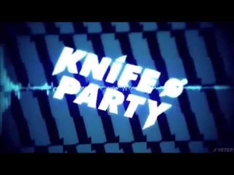 Knife Party - Power Glove(Tyler Moss Remix)