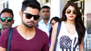 England tour: Anushka Sharma to accompany beau Virat Kohli