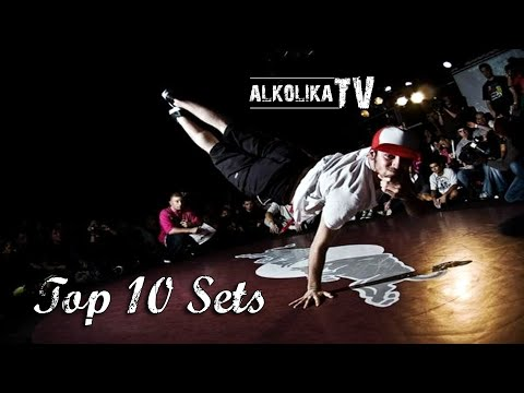 BBOY KID DAVID  Top 10 Sets