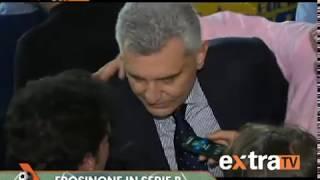 PlayOff Finale Ritorno Frosinone-Lecce 3-1 post partita