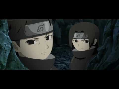 XXXTENTACION & MEMBERS ONLY -  CURSE - SHISUI THE TELEPORTER (NARUTO AMV)