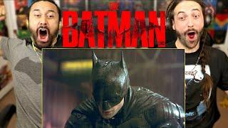 THE BATMAN | TEASER TRAILER - REACTION! (DC FanDome)