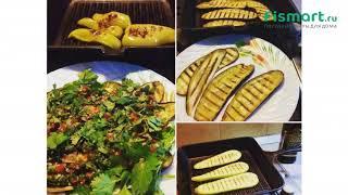 Покупки для кухни | Сковороды: обзор Квадратная сковорода - гриль Fissman 25 х 4 см 4070, купить